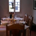 Foto Schabbat-Tisch