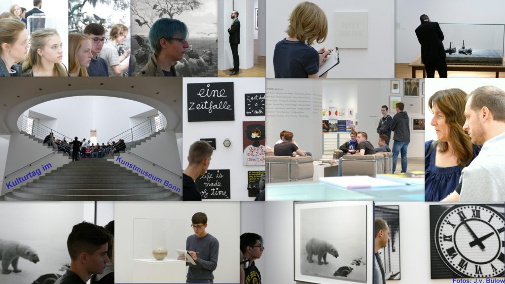 Collage Kunstmuseum Homepage